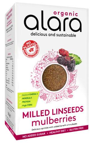 Alara Linseeds Mulberries
