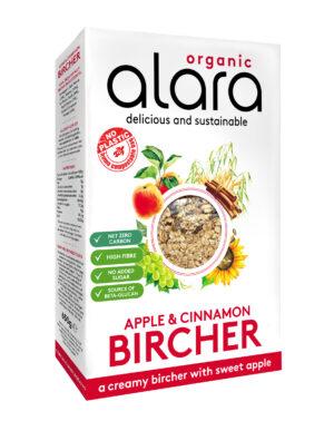 Alara Apple Cinnamon Bircher Muesli